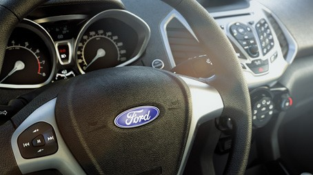 Ford Interior CGI