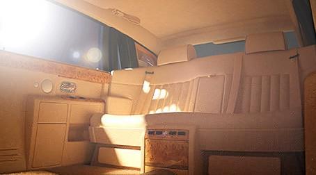 Rolls-Royce Phantom Interior CGI