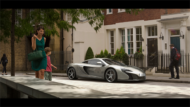 Car cgi image - McLaren_MSO_650S_Drive