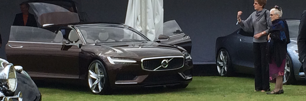 Volvo Cocept Salon Privé 2015