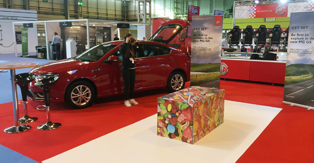 Drive Develops Augmented Virtual Reality Experience For Mg Motor Uk